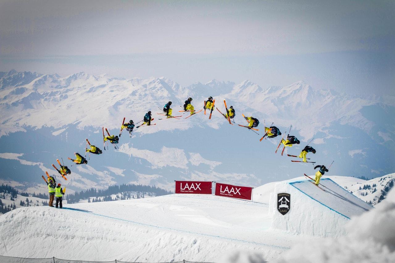 préférences motrices skieur